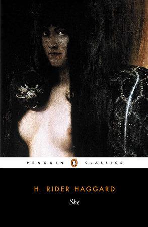 She by H. Rider Haggard