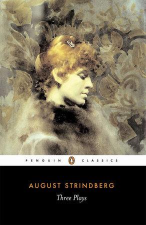Three Plays by August Strindberg