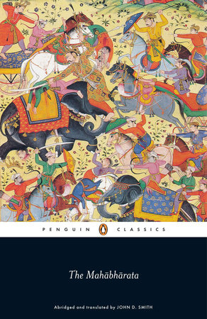 The Mahabharata by Anonymous
