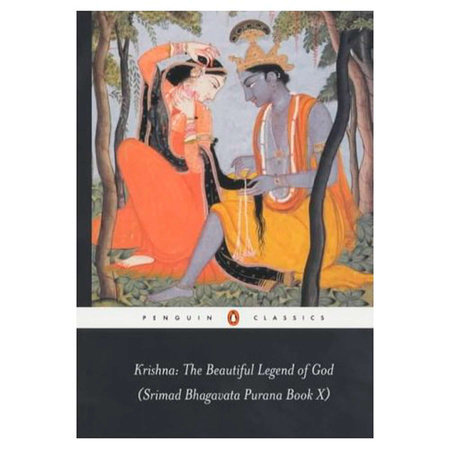Krishna: the Beautiful Legend of God by Anonymous
