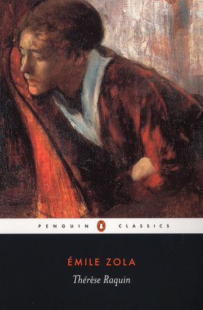 Therese Raquin Book Cover Picture