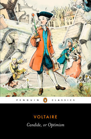 Candide Book Cover Picture