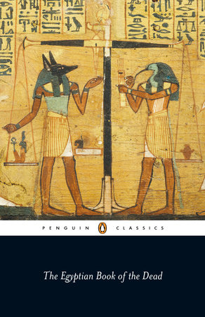 The Egyptian Book of the Dead by