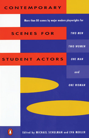 Contemporary Scenes for Student Actors by