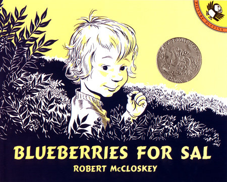 The cover of the book Blueberries for Sal