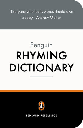 The Penguin Rhyming Dictionary by Rosalind Fergusson and Market House Books Ltd.