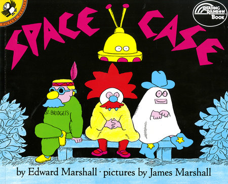 Space Case by Edward Marshall