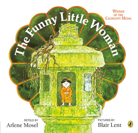 The Funny Little Woman by Arlene Mosel