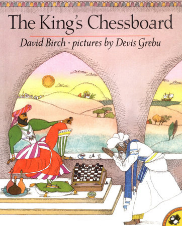 The King's Chessboard by David Birch