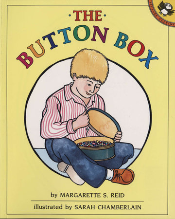 The Button Box by Margarette S. Reid