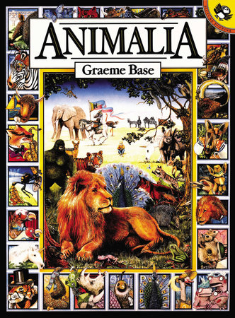 Animalia by Graeme Base