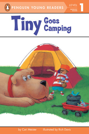 Tiny Goes Camping by Cari Meister