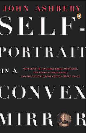 Self-Portrait in a Convex Mirror Book Cover Picture