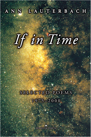 If in Time by Ann Lauterbach