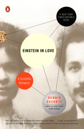 Einstein in Love by Dennis Overbye
