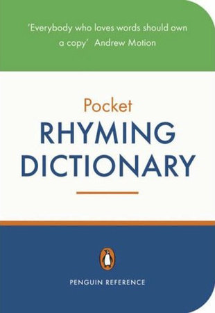 The Penguin Pocket Rhyming Dictionary by Rosalind Fergusson