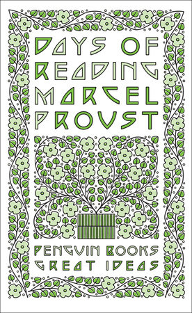 The cover of the book Days of Reading