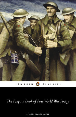 The Penguin Book of First World War Poetry by Various