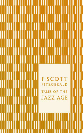 Tales of the Jazz Age Book Cover Picture