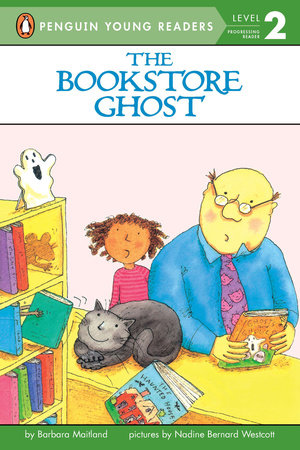 The Bookstore Ghost by Barbara Maitland