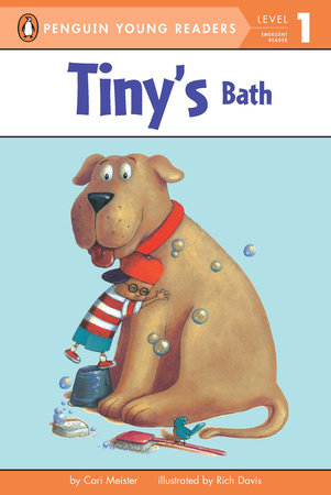 Tiny's Bath by Cari Meister