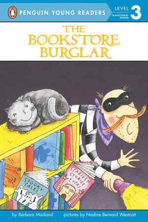 The Bookstore Burglar by Barbara Maitland