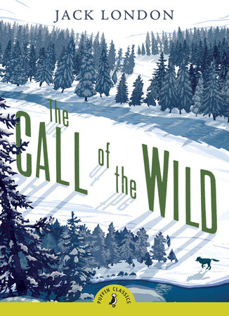 The Call of the Wild Book Cover Picture