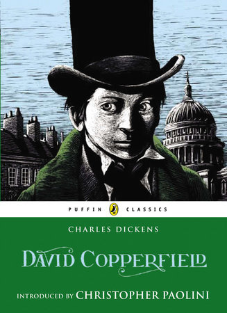 David Copperfield Book Cover Picture