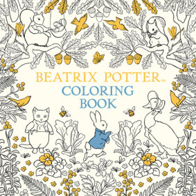 The Beatrix Potter Coloring Book