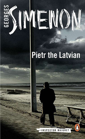 The cover of the book Pietr the Latvian