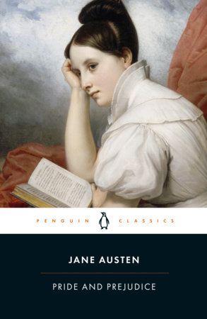 Pride and Prejudice Book Cover Picture