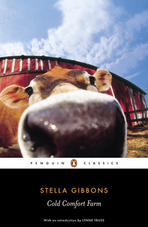 The cover of the book Cold Comfort Farm