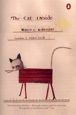 The cover of the book The Cat Inside