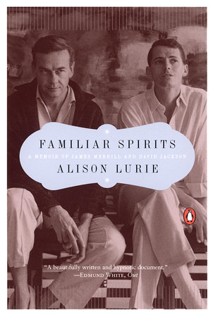 Familiar Spirits by Alison Lurie