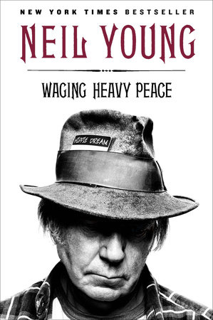 Waging Heavy Peace Book Cover Picture