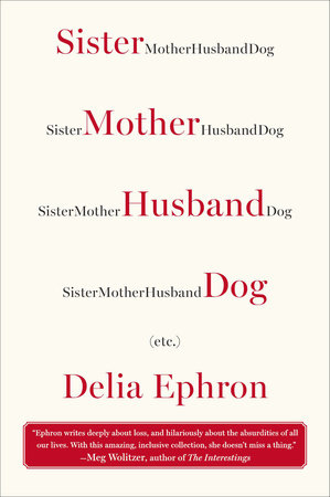 Sister Mother Husband Dog Book Cover Picture