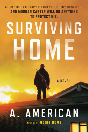 Surviving Home by A. American
