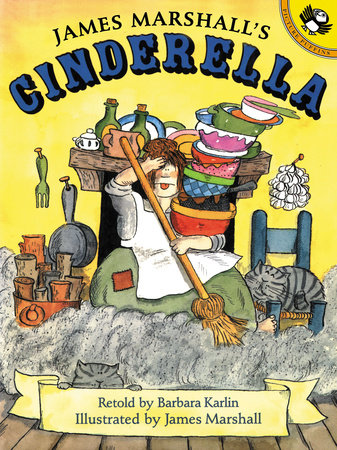 James Marshall's Cinderella by