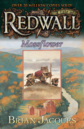 Mossflower by Brian Jacques; Illustrated by Gary Chalk