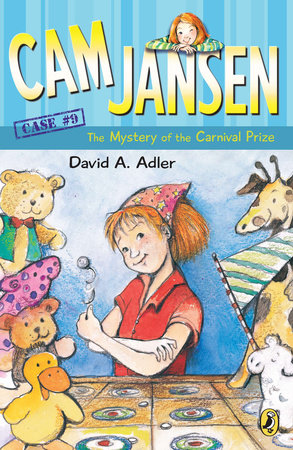 Cam Jansen: the Mystery of the Carnival Prize #9