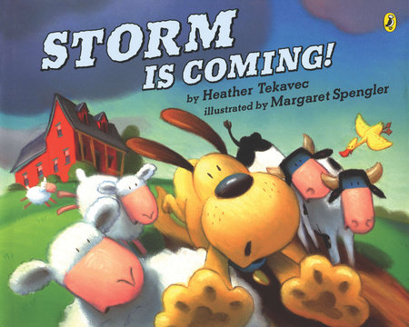 Storm is Coming! by Heather Tekavec