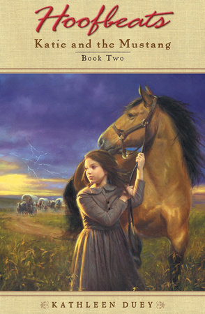 Hoofbeats: Katie and the Mustang #2 by Kathleen Duey