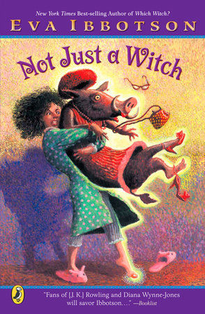 Not Just a Witch  image cover