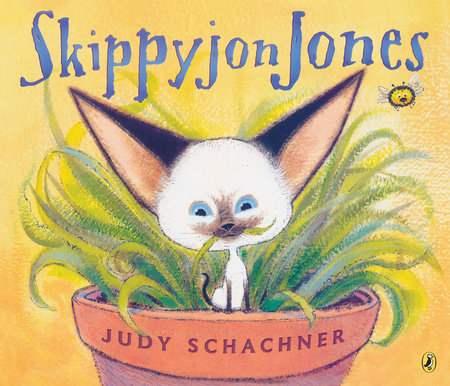 Skippy Jon Jones by Judy Schachner
