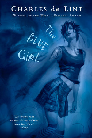 Blue Girl by Charles De Lint