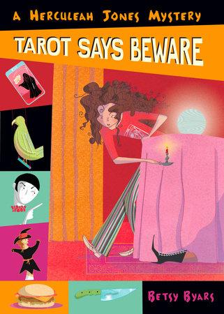 Tarot Says Beware by Betsy Byars