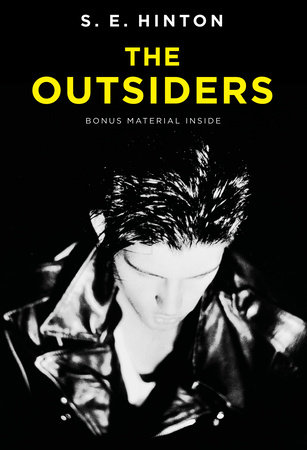The Outsiders Book Cover Picture
