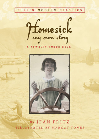 Homesick By Jean Fritz Penguinrandomhouse Com Books