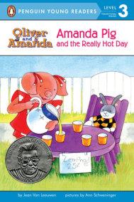Amanda Pig and the Really Hot Day