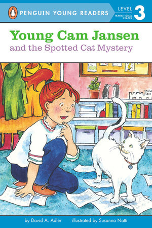 Young Cam Jansen and the Spotted Cat Mystery by David A. Adler
